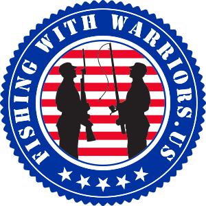 Fishing With Warriors Logo