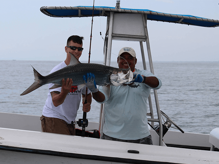 veterans charity fishing trip -costa rica 2017